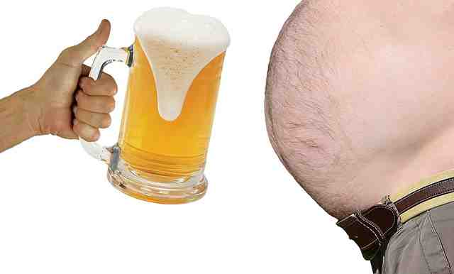 What drink can burn belly fat?
